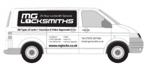 mg-locksmiths-van